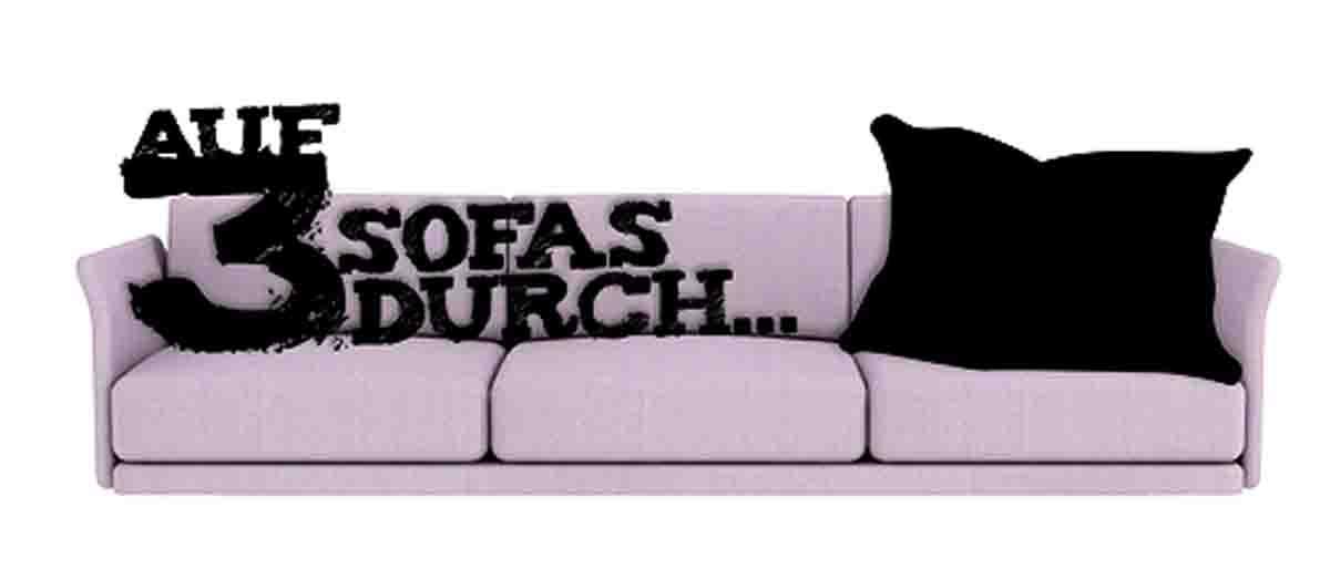 couchsurfing tv tipp auf 3 sofas durch reisemeisterei. Black Bedroom Furniture Sets. Home Design Ideas