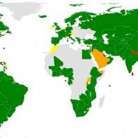 Wettbewerb im Ländersammeln