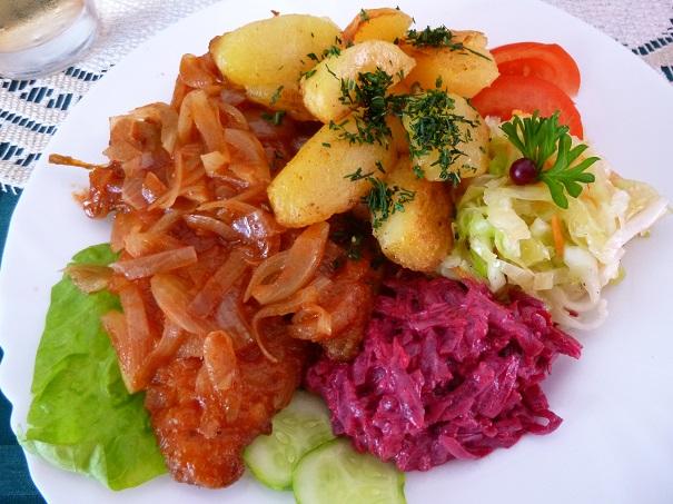 Kosten K Che hauptgerichte estland baltische küche reisemeisterei