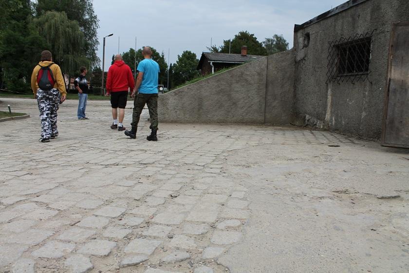 Polen-Auschwitz