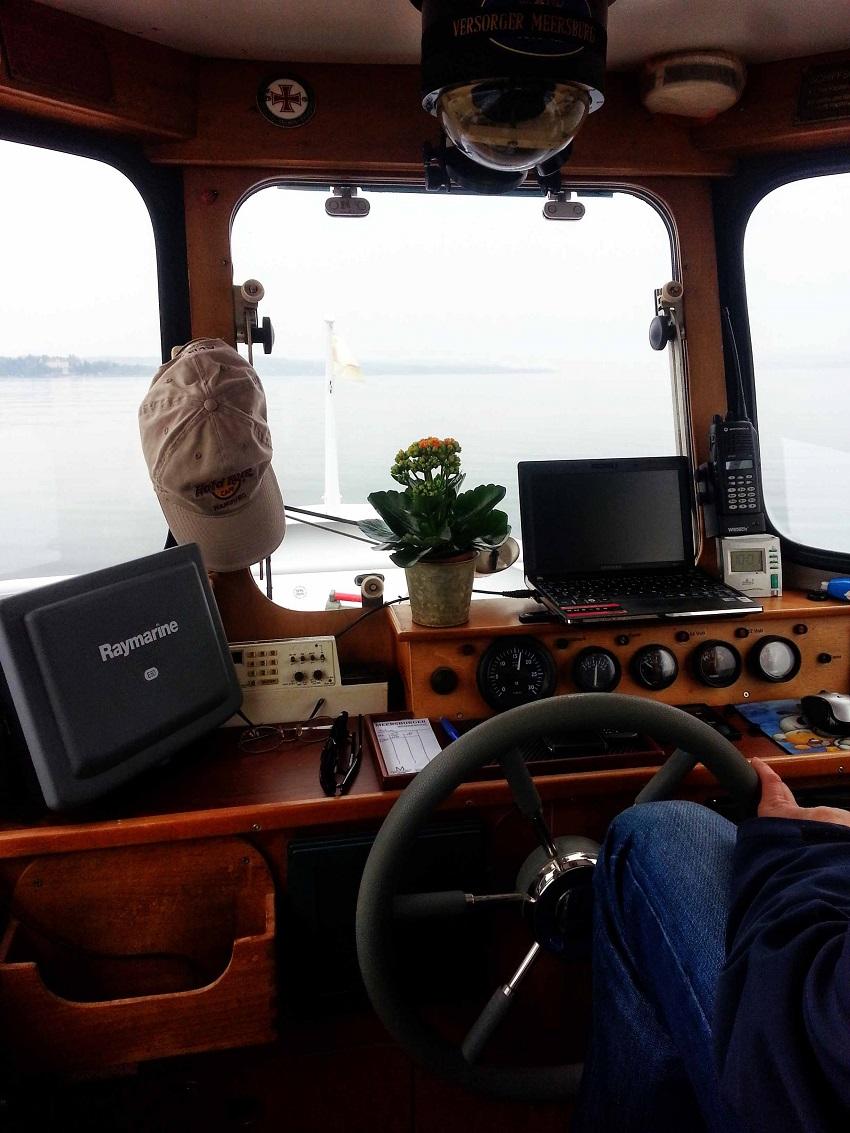 Bodenseeschifffahrt-Mainau