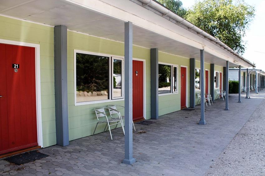 Motel in Kopenhagen mit seeeehr dünnen Wänden...