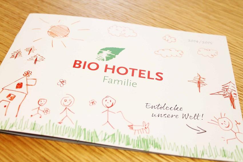 """Der Ulrichshof ist den """"Biohotels"""" angeschlossen. Zu recht!"""