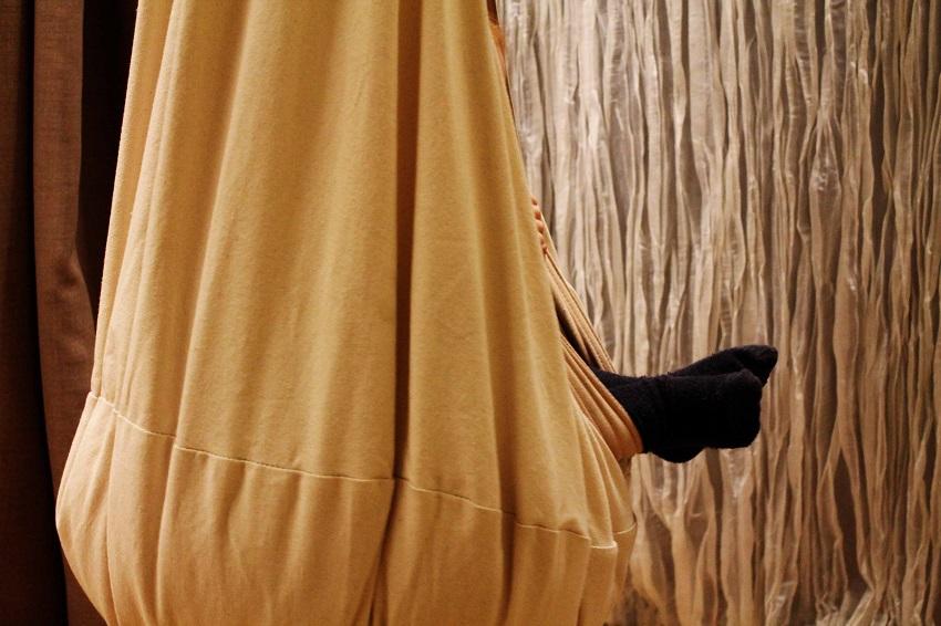Luxus fürs Kind: Eine kleine hängende Höhle im Zimmer. Kann ich das für meine Gewichtsklasse mit auch haben?