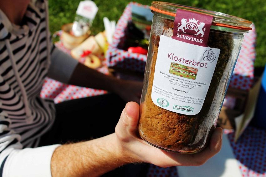 Picknick mit regionalen und nachhaltigen Produkten: Der Uckermärker Picknickkorb.
