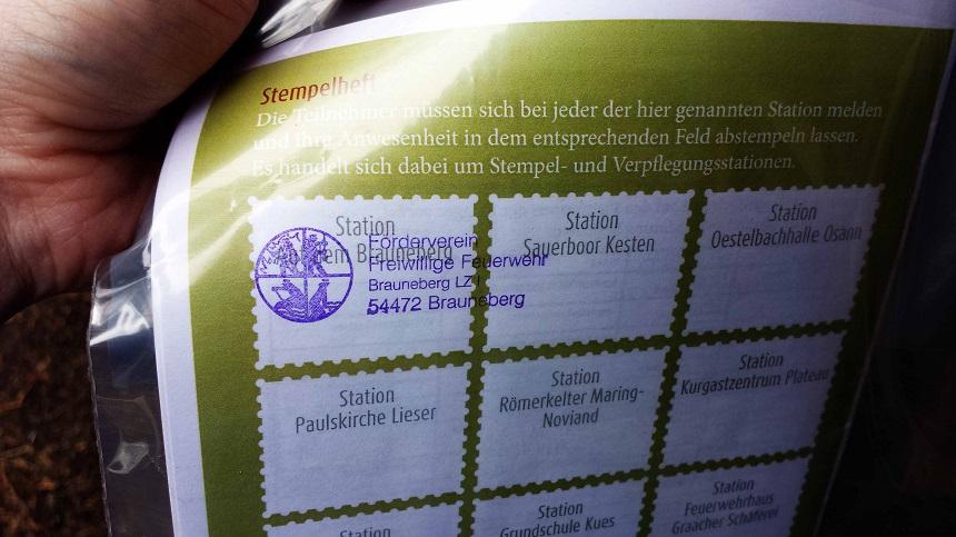 """Von Station zu Station! Schritt für Schritt! Oder nach dem Buch """"Momo"""": Besenstrich für Besenstrich!"""