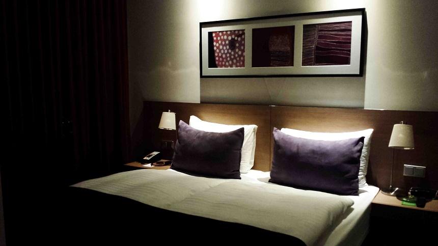 Hotel Vor  Stunden In Frankfurt