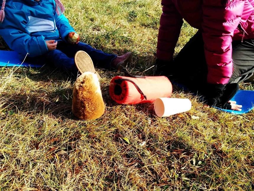 Naturpädagogik im Alpenresort Schwarz