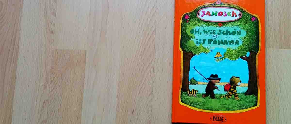 """Permalink zu:Kinderbuchtipps für reiselustige Kinder: """"Oh, wie schön ist Panama"""" von Janosch und """"Endlich wieder zelten"""" von Philip Waechter aus dem Beltz Verlag"""