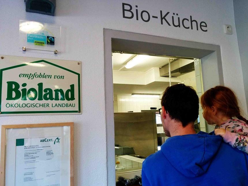 Biohotel Eggensberger im Allgäu