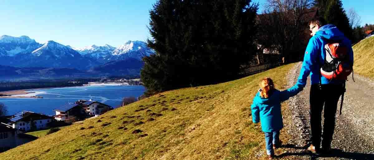 Permalink zu:Biohotel Eggensberger im Allgäu: Alpenwellness als Familie rund um den Hopfensee