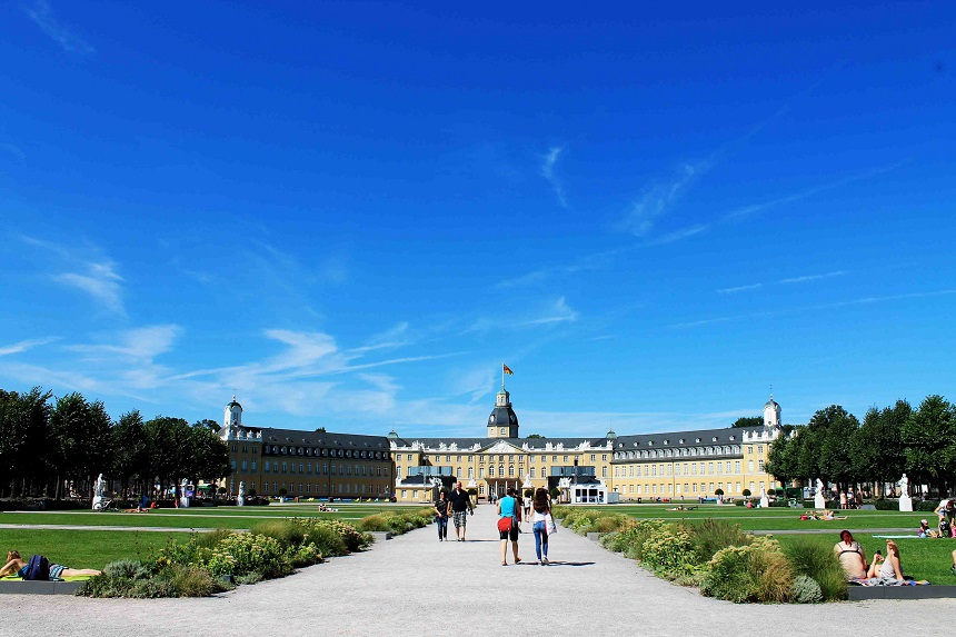 Familienausflug Karlsruhe
