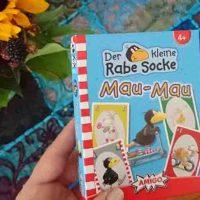 Rabe Socke Mau-Mau