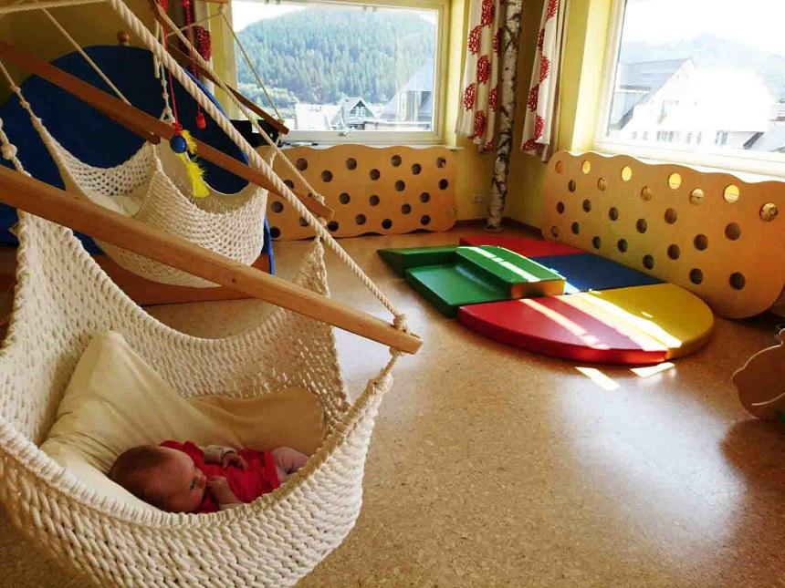 Erster Urlaub fürs Baby