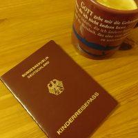 Reisepass fürs Baby - was muss man beachten