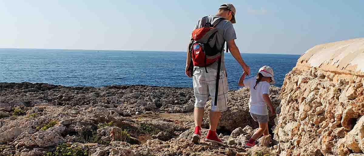 Fernreisen mit Kindern planen